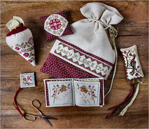 Erica Michaels Designs ~ Nancy's Sewing Necessaries