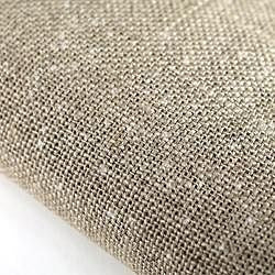 Country Cottage ~ Fa La La 32ct Natural/Silver Linen Fabric Cut