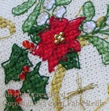 Faby Riley Designs ~ Christmas Biscornu