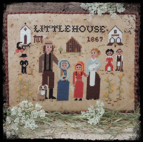 Fairy in the Wood - Little House