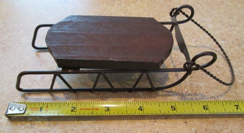 Foxwood Crossings ~ Medium Sled