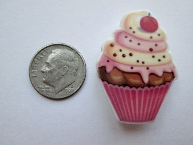 Needle Minder ~ CUTE Cupcake #3