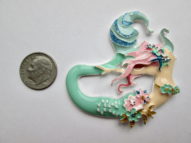 Needle Minder ~ Beautiful Mermaid
