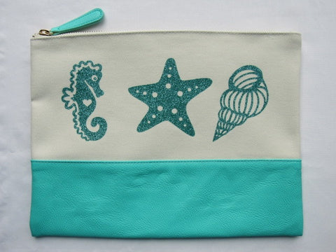 Project Zipper Bag - Beach Time!