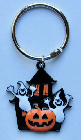 BLING! Floss Ring ~ Haunted House
