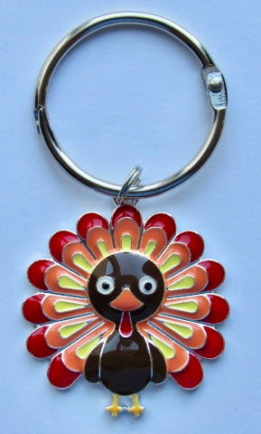 BLING! Floss Ring ~ Tom Turkey