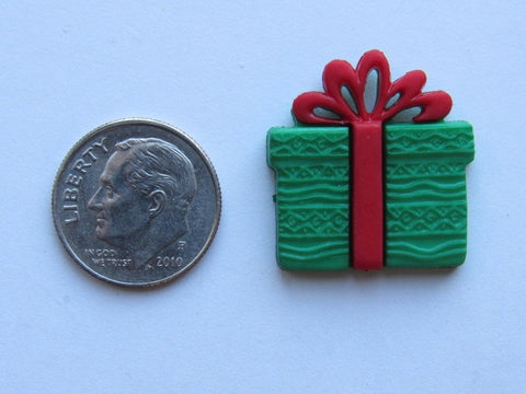 Needle Minder ~ Christmas Gift #1 Green
