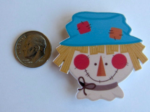 Needle Minder  ~ Silly Scarecrow