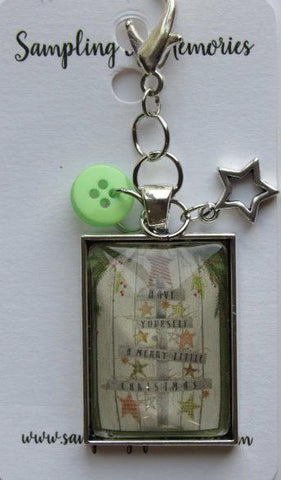 Sampling of Memories ~ Merry Little Christmas Tree (Very Limited # in-stock!)