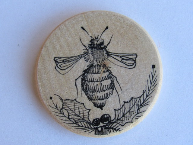 Michelle Palmer Needle Minder ~ Bee N6 (One of a Kind!)