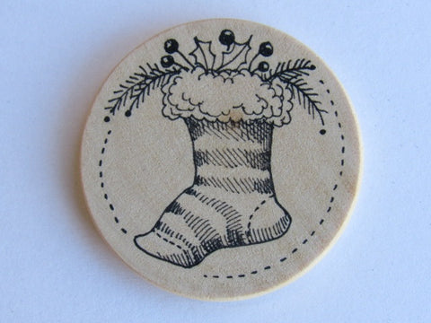 Michelle Palmer Needle Minder ~ Stockings N1 (One of a Kind!)