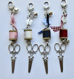 Rovaris ~ Scissor Fobs - various colors