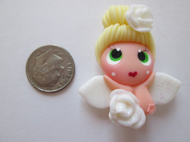 Needle Minder ~ Sweet Fairy (Clay)
