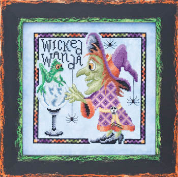 Glendon Place ~ Wicked Wanda