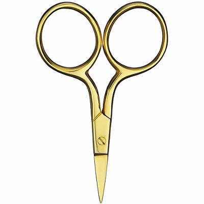 "Gold Tiny Snip 2.5"" Scissors"