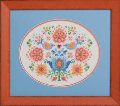 Glendon Place ~ Hungarian Folk Art No.1