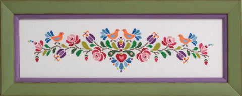 Glendon Place ~ Hungarian Folk Art No.2