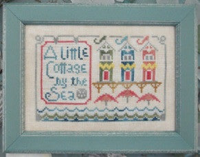 Hands On Design ~ To The Beach ~ A Little Cottage