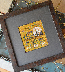 Hands On Design ~ Give Thanks