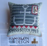 Hands On Design ~ Drop Anchor & Stitch (2015) Limited Edition!