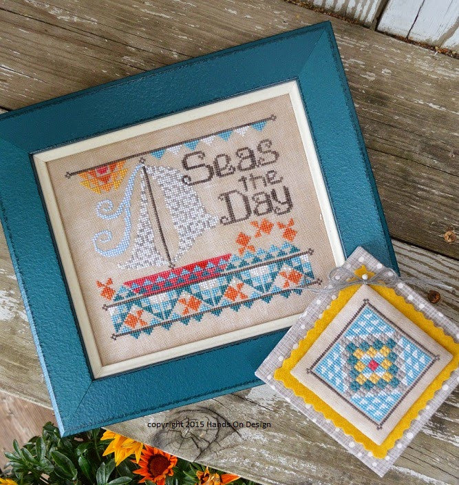 Hands On Design ~ Seas The Day