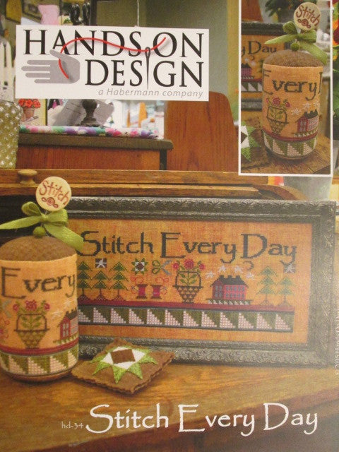 Hands On Design ~ Stitch Every Day