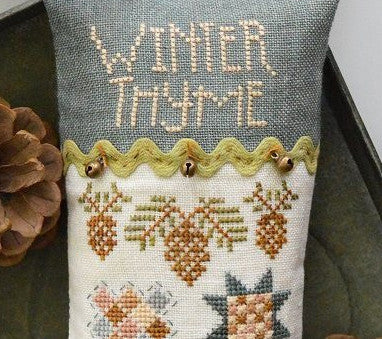 Hands On Design ~ Winter Thyme