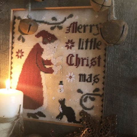 The Primitive Hare ~ Little Christmas