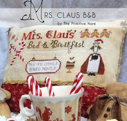 The Primitive Hare ~ Mrs. Claus Bed & Breakfast