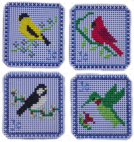 Handblessings ~ Backyard Birds Stamps