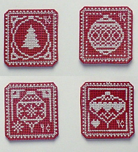 Handblessings ~ Christmas Stamps