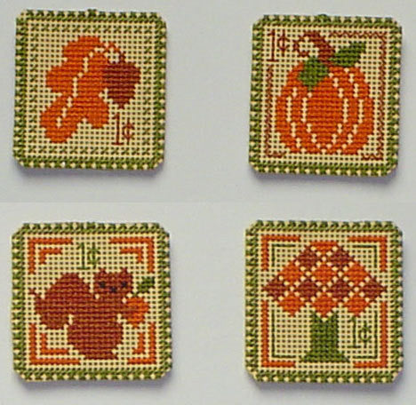 Handblessings ~ Autumn Stamps