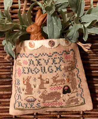 Homespun Elegance ~ Never Enough Bunnies