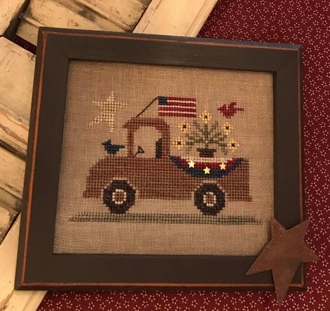 Homespun Elegance ~ An All American Truck