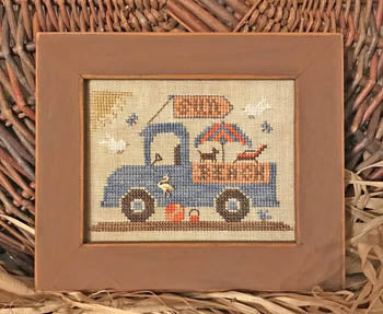 Homespun Elegance ~ Beach Fun Truck