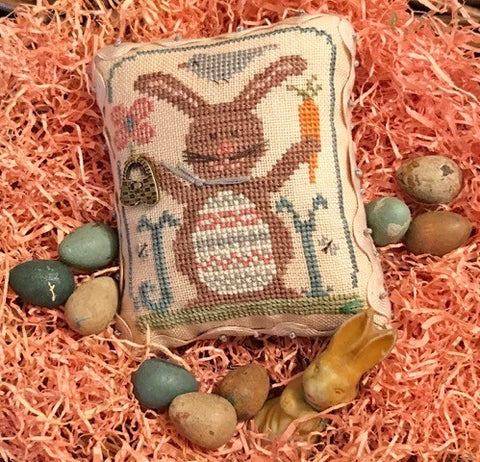Homespun Elegance ~ Bunny Joy