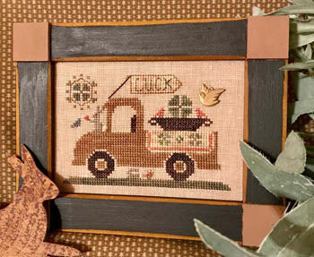 Homespun Elegance ~ Luck Truck