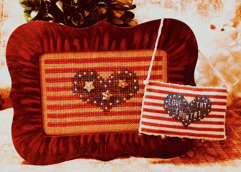 Homespun Elegance ~ Simply Patriotic