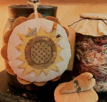 Homespun Elegance ~ Sunflower Love