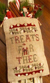 Homespun Elegance ~ Treats For Thee