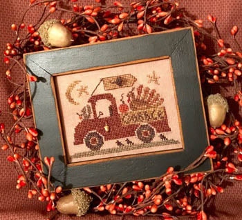 Homespun Elegance ~ Turkey Trot Truck