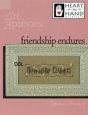 Heart In Hand ~ Friendship Endures