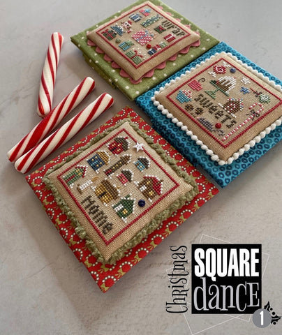 Heart In Hand ~ Christmas Square Dance #1