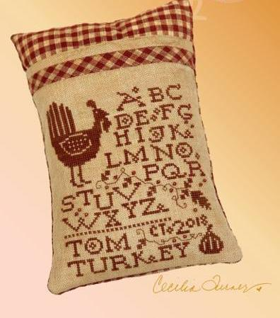 Heart In Hand ~ Tom Turkey Sampler