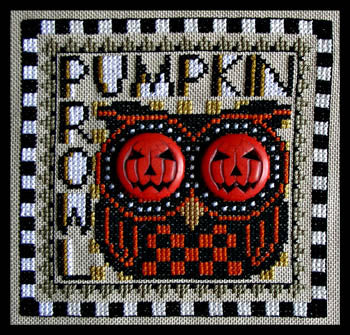 Hinzeit ~ Wordplay - Pumpkin Prowl w/pumpkins