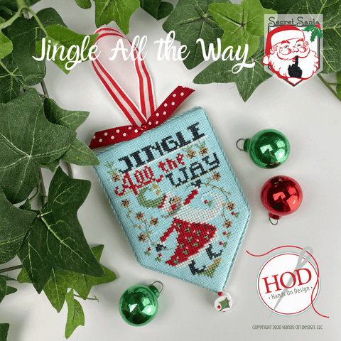 Hands On Design ~ Secret Santa -  Jingle All the Way