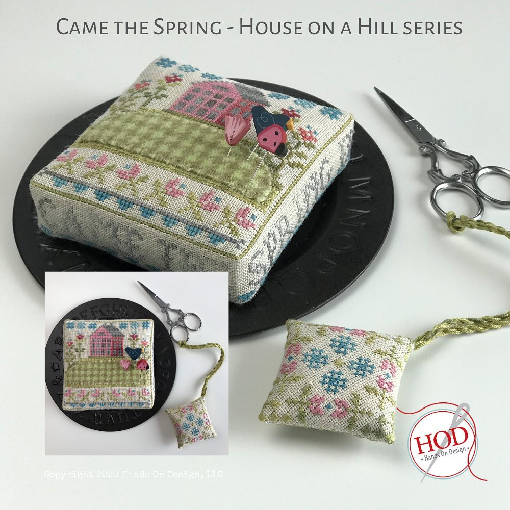Hands On Design ~ House On A Hill Series - Came the Spring