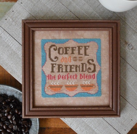 Hands On Design ~ Coffee & Friends ~ Cool Beans Series