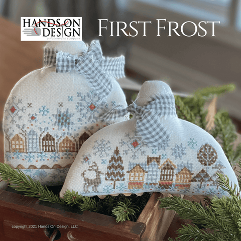 Hands On Design ~ First Frost