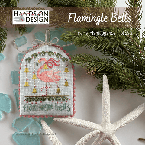 Hands On Design ~ Flamingle Bells